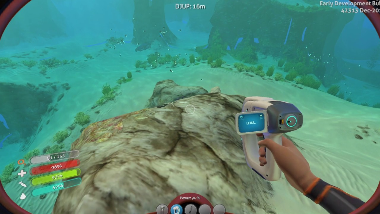 subnautica how to get a seaglide