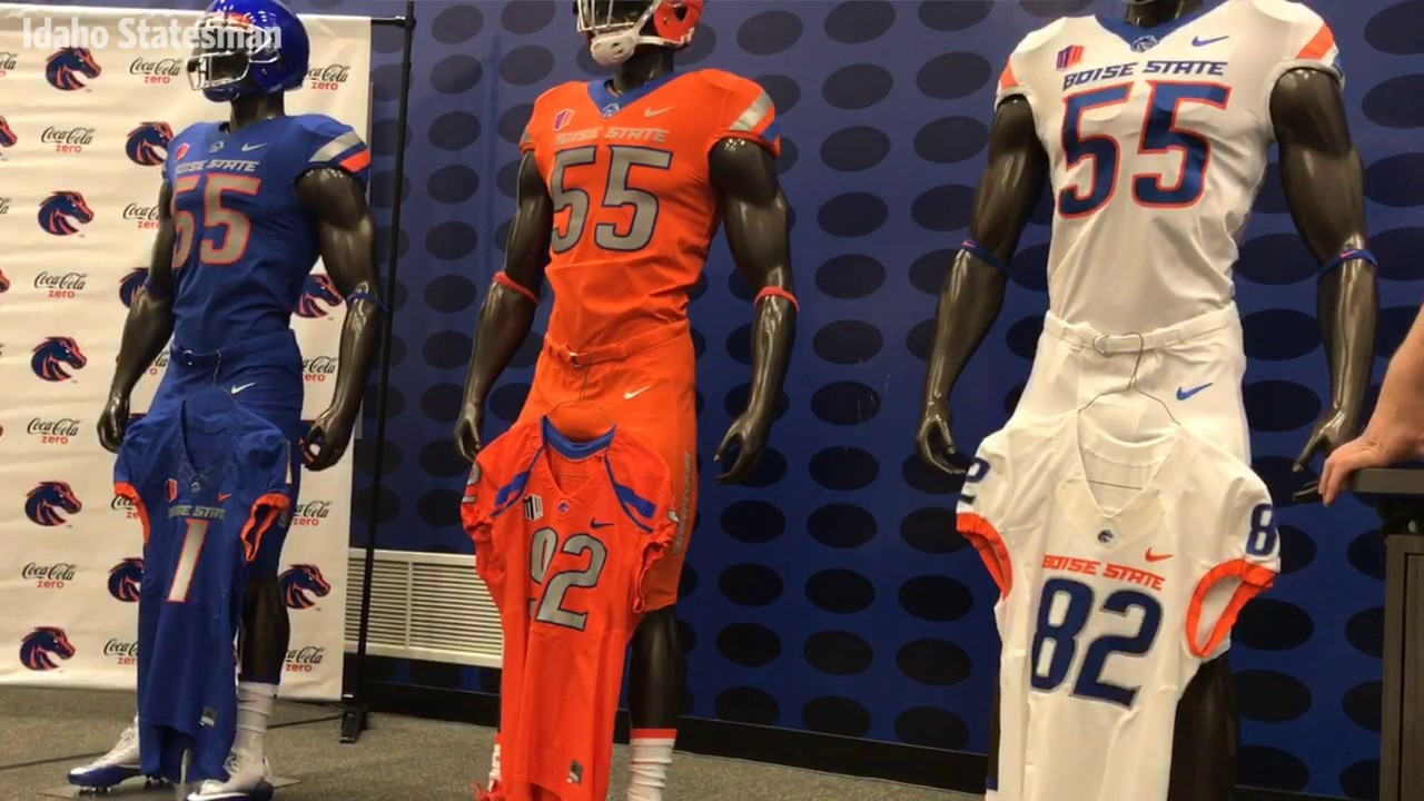 New Jerseys Same Blue Collar Mentality For Boise State Youtube