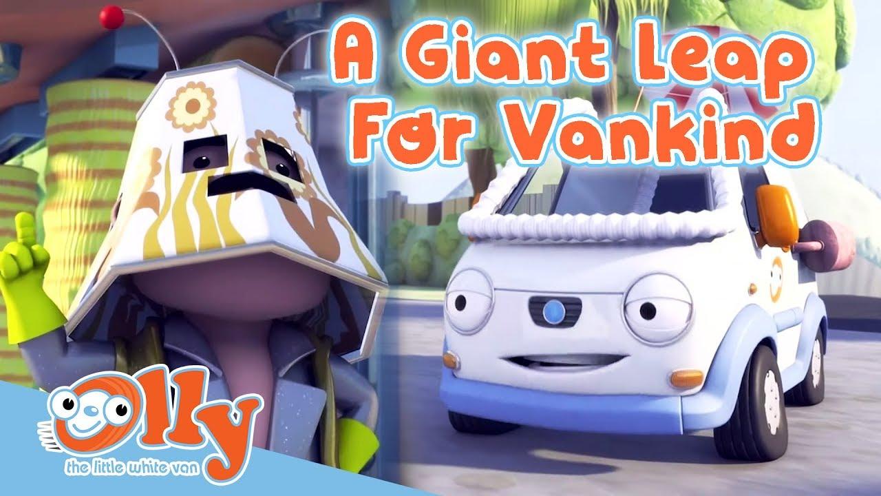 Olly the Little White Van:白いバンのオリー