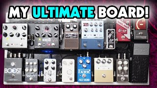 My NEW Pedalboard! - Rundown and Sounds
