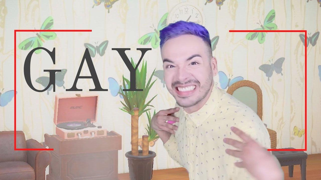 ¿QUIÉN ES ESTE GAY? 10 cosas sobre mí.