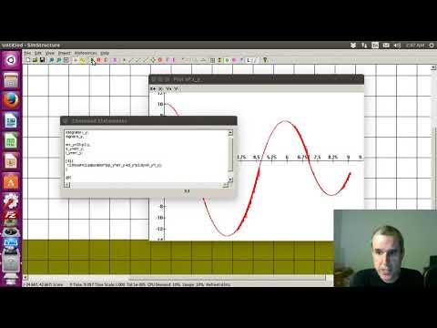 Terry Davis Demos SimStructure  20160825