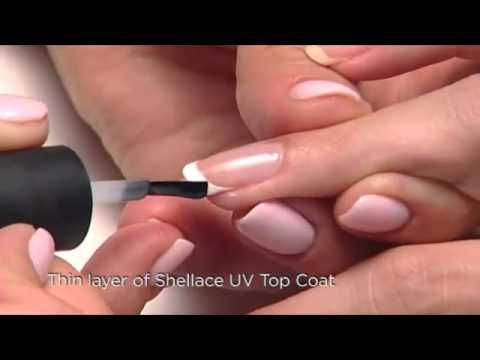 Nagelgroothandel.nl - CND Shellac Step by Step French Manicure