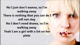 Sia - girl you lost to cocaine