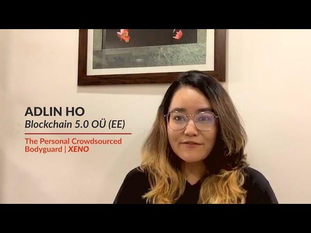 Experimenters' feedback - Adlin Ho   Blockchain 5.0 OÜ (EE)