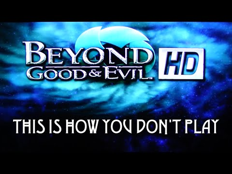 This is how you DON'T play Beyond Good & Evil