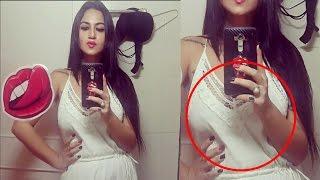 Ex Big Boss Contestant Priya Malik Drops Her Bra To Protest 'Bra Cut' In BBD