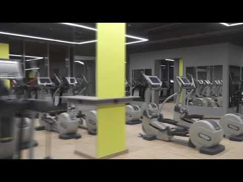 Небольшой обзор фитнес-клуба