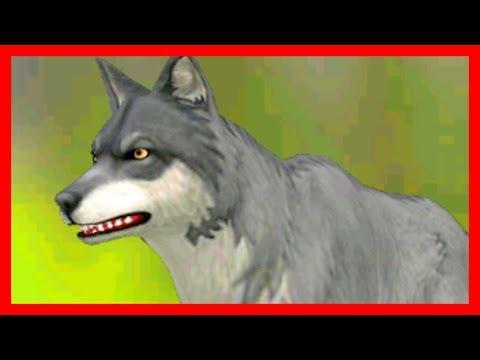СИМУЛЯТОР ВОЛКА #1 ВОЛЧАТА Симулятор Жизни Зверей WildCraft про котят и собак