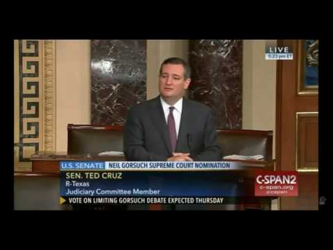 Ted Cruz Brutally Exposes Democrat