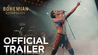 Bohemian Rhapsody | Official Trailer REACTION!!