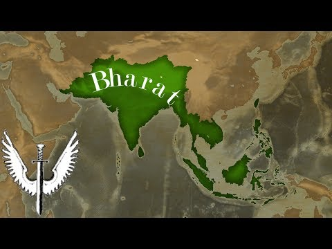 Eu4 Bharat Timelapse (The Great Indian Trade Empire) (Europa Universalis 4 Timelapse)