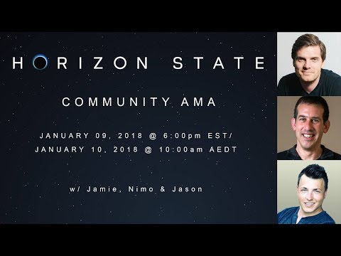 Community AMA 02 with Co-founders Nimo Naamani and Jamie Skella