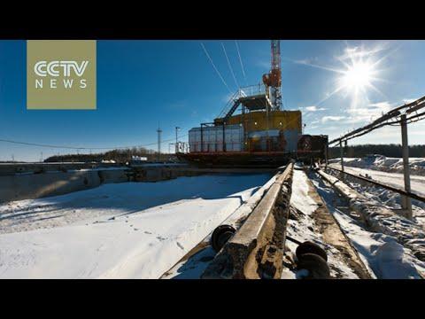 China-Russia pipeline construction begins in Heilongjiang