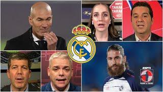REAL MADRID Sin Sergio Ramos en la Champions, Zidane busca sellar el pase a octavos | Fuera de Juego