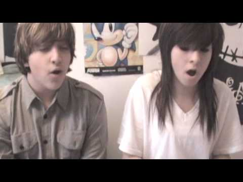 """Me & Cousin Singing """"Broken"""" by Seether"""