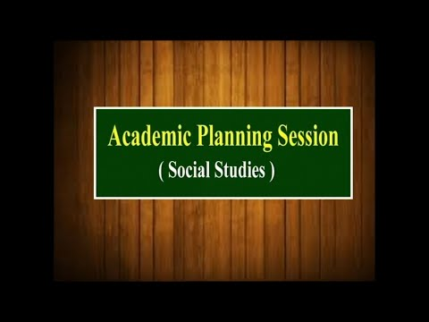 Teaching strategies-Social Sciences