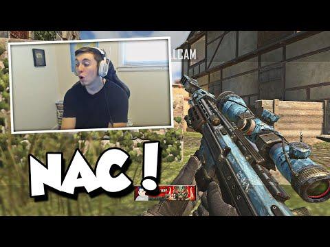 EPIC NAC OFF! (BO2 Trickshotting ft. Crude)