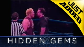 A young Samoa Joe puts Tommy Dreamer through a table in rare WWE Hidden Gem (WWE Network Exclusive)