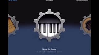 GarageBand on iPad Tutorial