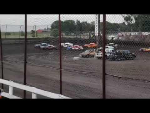 Macon Speedway 05-18-2019 Street stock heat 1