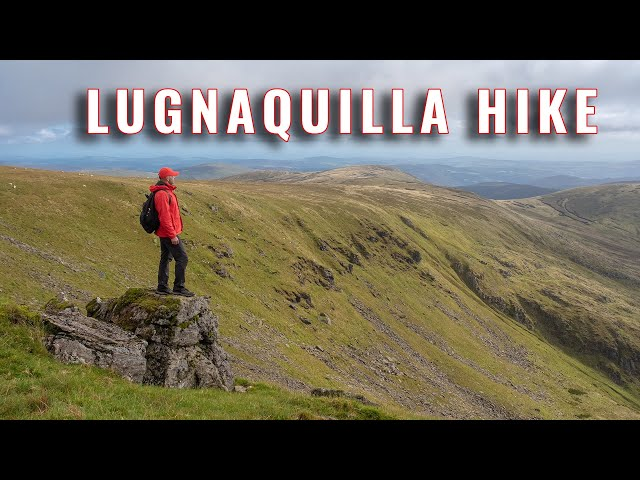 Lugnaquilla hike inspired by Kraig Adams