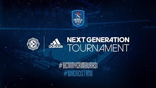 Adidas Next Generation Tournament 2021 / Day 3 / Final Games Part 1