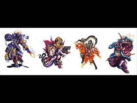 MV's Favorite VGM #28 - Four Noble Devils