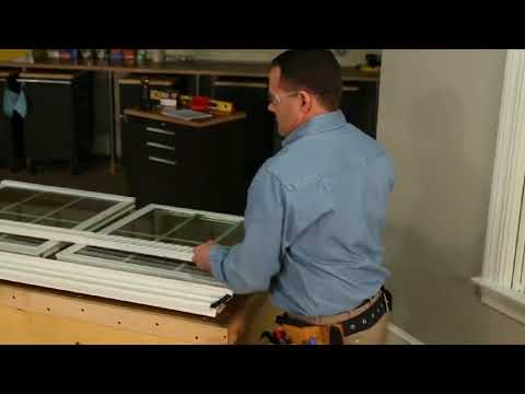 How to Install the Narroline Window Conversion Kit | Andersen Windows