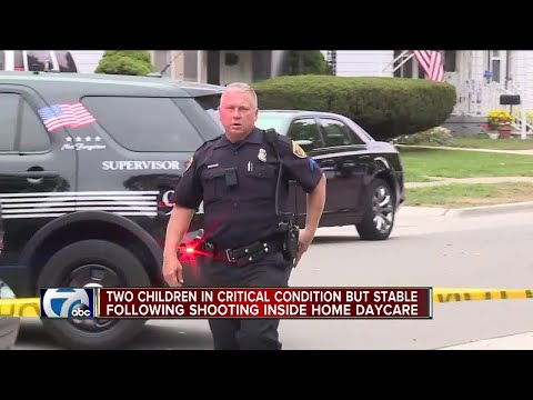 Children Taken To Police Station After Shooting At Home Daycare