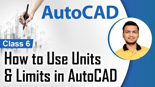 How to Use Units & Limits in AutoCAD - Drawing Settings AutoCAD