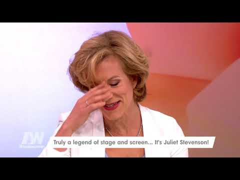 Would Juliet Stevenson Do 'Who do You Think You Are'? | Loose Women
