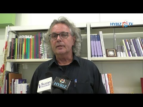 Goethe Institut Director Helmut Schippert About Science Film Festival 2017 In  Chennai