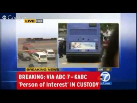 5 PM Coverage of ABC 7/KABC | Santa Monica Shooting