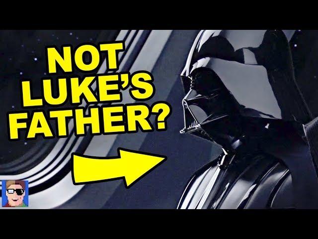 Star Wars: Vader Wasn't Always Luke's Father?