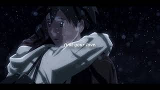 drake - find your love (slowed + reverb)