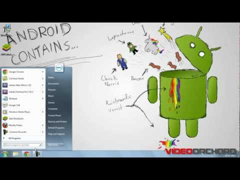 How To Install Android Market On PC [2012]