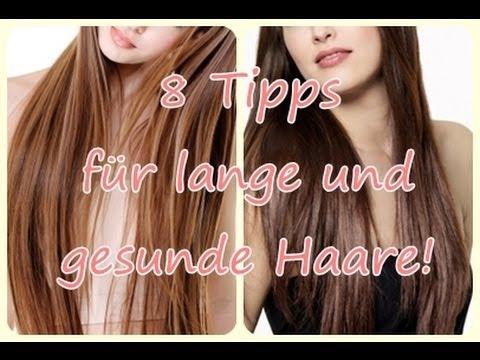 8 Tipps Für Lange Und Gesunde Haare Haarpflegeroutine Diie Jule