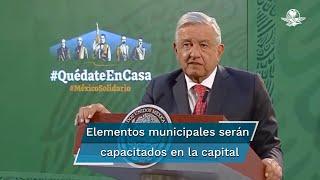 El presidente Andrés Manuel López Obrador detalló que esta de acuerdo con la decisión del gobernador del estado de Quintana Roo de retirar a las autoridades municipales, tras el caso de brutalidad policial contra la salvadoreña Victoria Salazar