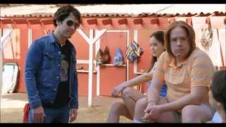 Wet Hot American Summer - Andy and motorcycle