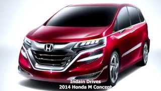 Honda Concept M 2013 Videos