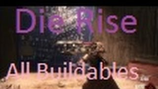 bo2 zombies die rise all buildables