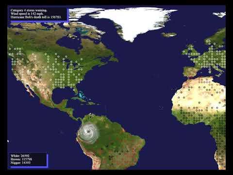 Simulatorul de Uragane! Random Games #1