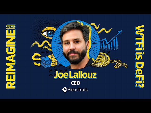 REIMAGINE 2020 v3.0 - Joe Lallouz - Bison Trails - Building The Infrastructure