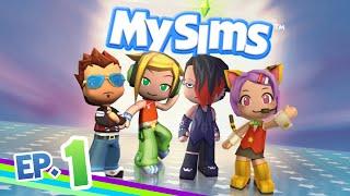 MySims - Parte 1 | ¡LA CIUDAD NECESITA UN CONSTRUCTOR!