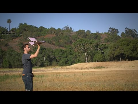 Stanford students design and build pilotless aircraft