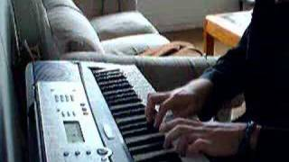 Video Aerosmith - Fly away from here intro on keyboard download MP3, 3GP, MP4, WEBM, AVI, FLV Juni 2018