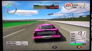 NASCAR Thunder 2003 (PS2) - Race 30/36 - EA SPORTS 500