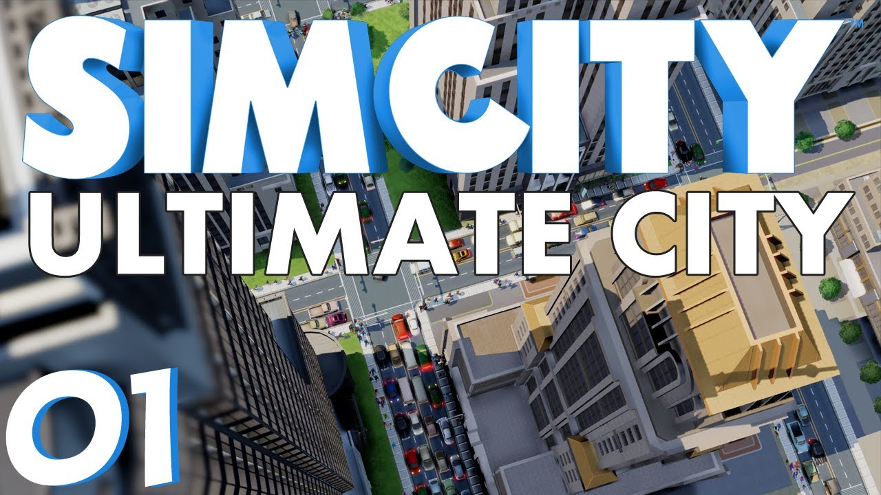 Simcity Ultimate City