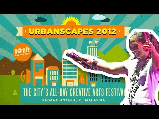 Sheila Majid - Lagenda @ Urbanscapes 2012